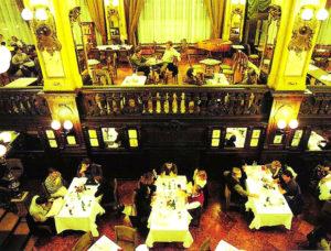 Hungarian coffeehouses