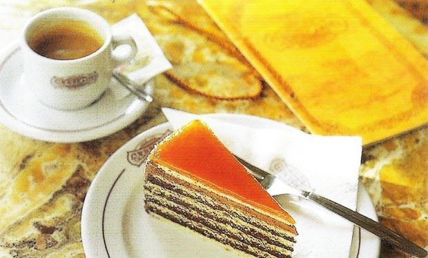 hungarian cake shops