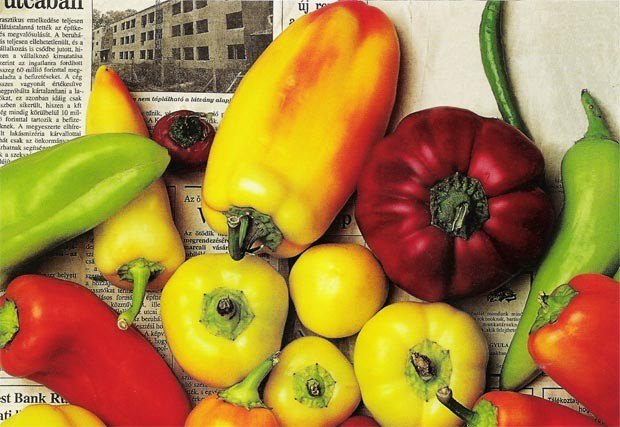 types of hungarian paprika