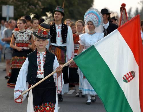 Matyo Hungarian folk art heritage