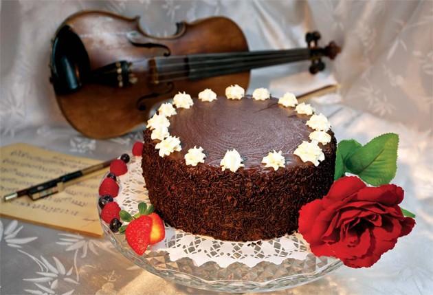 Hungarian Chocolate Mousse Cake_big