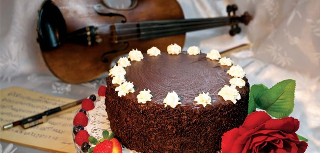 Hungarian Chocolate Mousse Cake_small