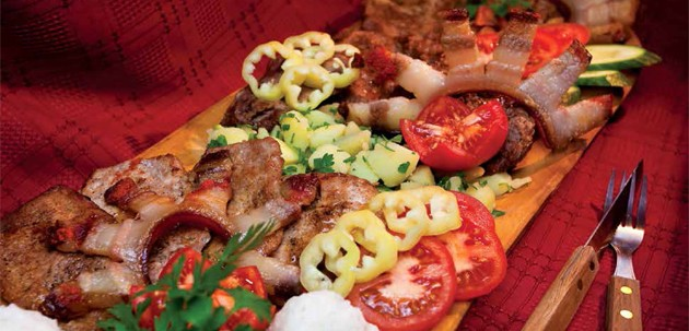 Hungarian recipe Transylvanian mixed grill_small