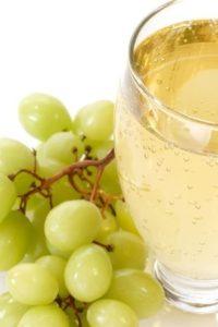 Spritzer wine
