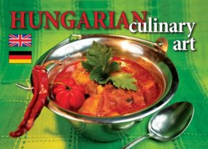 Hungarian Cookery Book with DVD