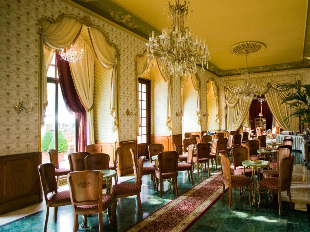 Gerbeaud Café Budapest