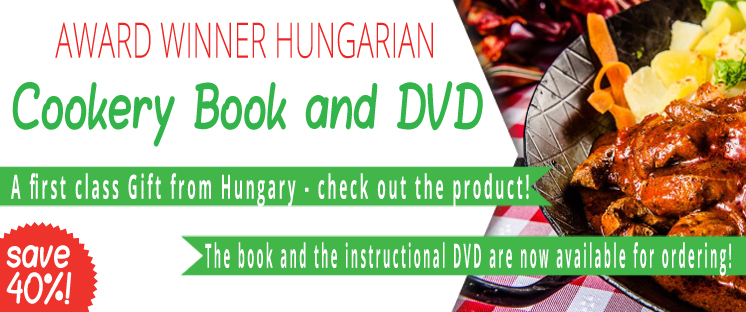 Best Hungarian Cookery Book