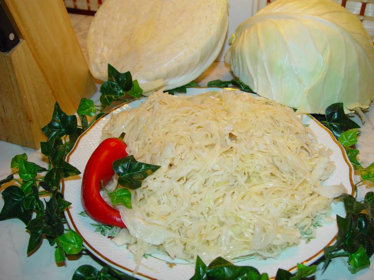 Vecsés Sauerkraut